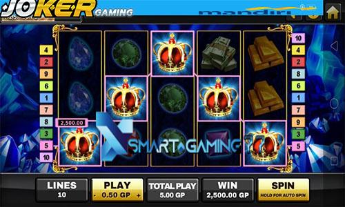 Daftar Slot Mandiri